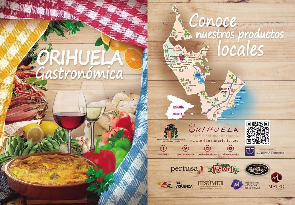 ORIHUELA GASTRO FITUR